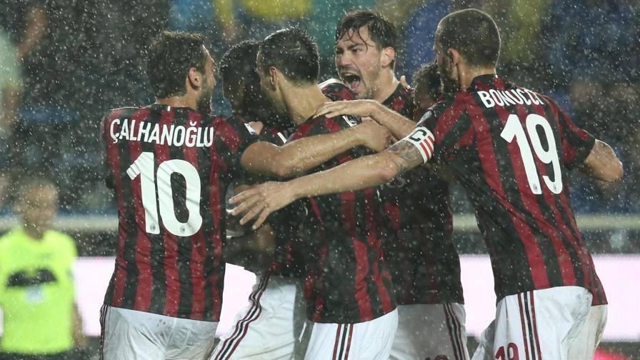 L'Atalanta non muore mai  Milan, l'Europa è sicura