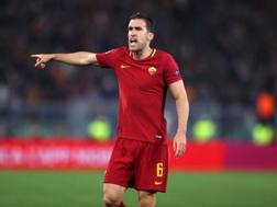 Kevin Strootman. Getty Images