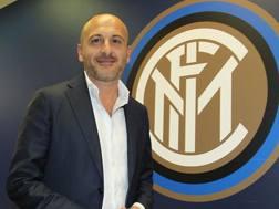 Piero Ausilio, direttore sportivo dell'Inter. Getty