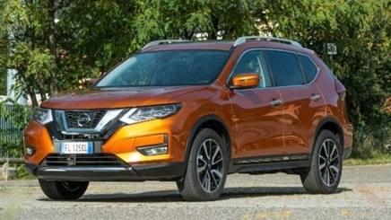 Il model year 2018 di Nissan X-Trail