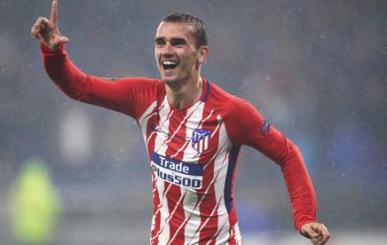 Antoine Griezmann. Getty