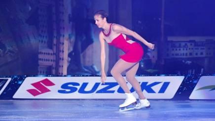Carolina Kostner e Suzuki ancora insieme