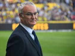 Claudio Ranieri. Afp