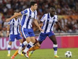 Il difensore del Porto  Ivan Marcano, 30 anni. LaPresse