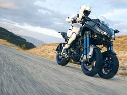 La Yamaha Niken