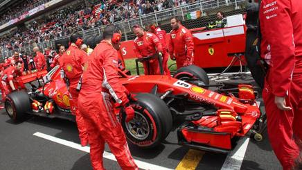 GP di Spagna difficile per il Cavallino. Lapresse