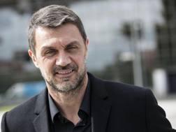Paolo Maldini, 49 anni. Ansa