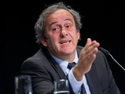 Michel Platini, ex presidente Uefa. Getty