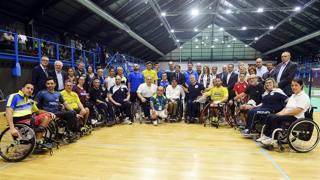 Il primo tricolore del Badminton paralimpico