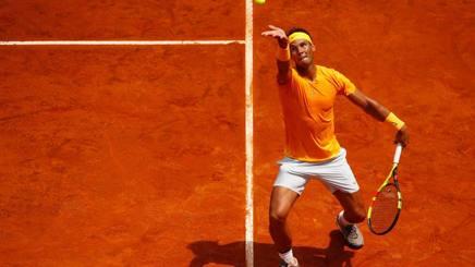 Rafael Nadal, 31 anni. Getty Images