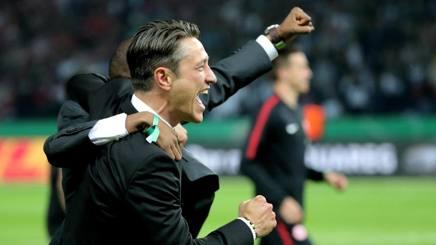 Niko Kovac, 46 anni, tecnico dell'Eintracht  e prossimo allenatore del Bayern. Epa