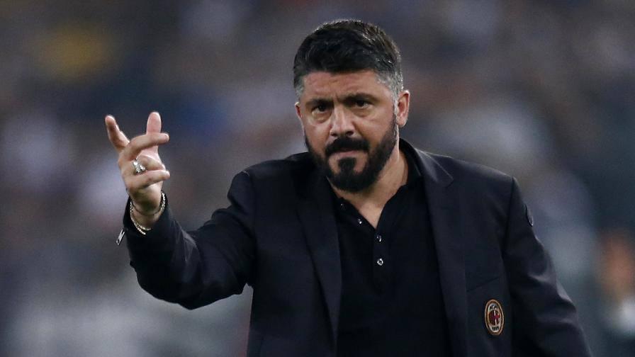 """Gattuso: """"Ringrazio Gigio La Juve è imbattibile"""""""
