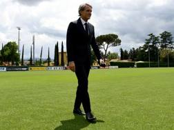 Roberto Mancini, neo-c.t. dell'Italia. Getty