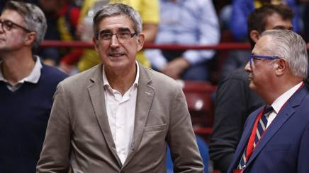 Il Ceo di Euroleague, Jordi Bertomeu. CiamCast