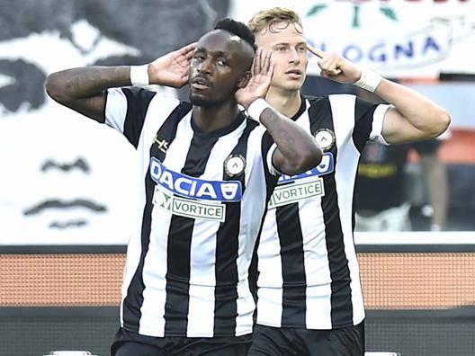 Fofana salva l'Udinese Bologna steso e superato