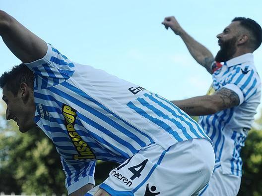 Spal-Sampdoria, il tabellino