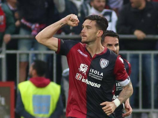 Il Cagliari fa festa nel finale L'Atalanta chiude settima