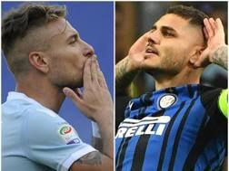 Ciro Immobile, 28 anni e Mauro Icardi, 26.