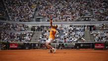 Rafael Nadal, 31 anni (Ap)