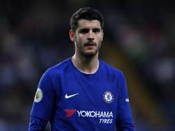 Álvaro Morata, 25 anni. Getty