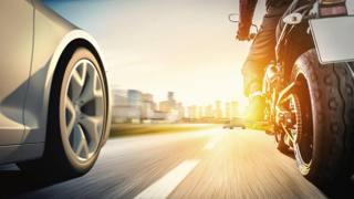 Motociclisti più a rischio sulle strade