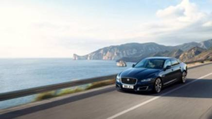 La nuova Jaguar XJ50