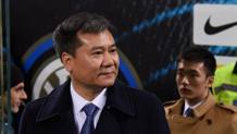 Il proprietario dell'Inter Jindong Zhang