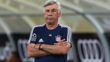 Il tecnico Carlo Ancelotti, 58 anni. Getty