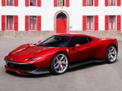 La Ferrari SP38