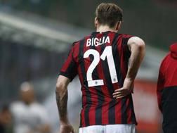 Lucas Biglia. LaPresse
