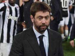 Andrea Agnelli, presidente della Juventus e dell'ECA (European Club Association).