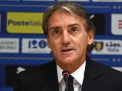 Roberto Mancini, nuovo c.t. dell'Italia. Ansa