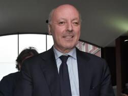 Beppe Marotta, a.d. della Juve. LaPresse