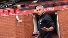 Mourinho. Afp