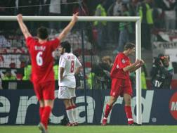 La rimontona Liverpool sul Milan. LaPresse