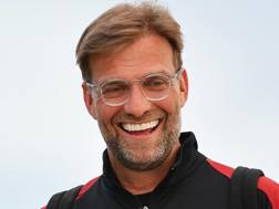 Jurgen Klopp, tecnico del Liverpool. Epa