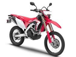 La nuova Honda CRF450L