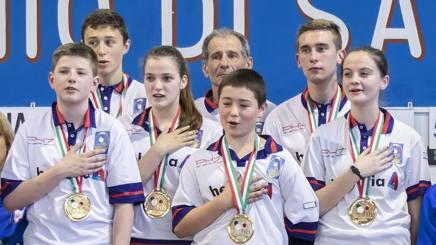 I campioni dell'Under 18