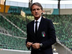 Roberto Mancini, 53 anni, sta per debuttare da c.t. dell'Italia. Getty