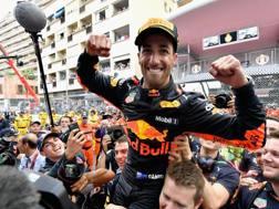 Daniel Ricciardo, settima vittoria della carriera. Lapresse