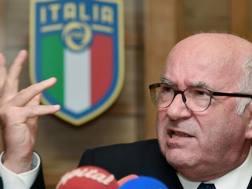 Carlo Tavecchio. AFP