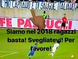 La foto postata da Balotelli sul suo profilo Instagram