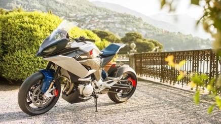 La Bmw Motorrad 9cento