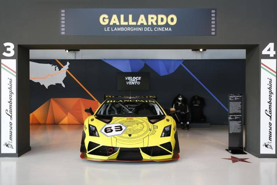 "Stefano Domenicali, Chairman e Chief Executive Officer di Automobili Lamborghini, ha inaugurato la mostra ""Film Emotions – Lamborghini and the World of Cinema"" presso il Museo Lamborghini di Sant'Agata Bolognese. Protagoniste dell'esposizione le principali vetture della Casa del Toro che hanno lasciato il segno sul grande schermo, dalla Miura di ""The Italian Job"" del 1969 all'Aventador di ""The Dark Knight Rises"" del 2012."