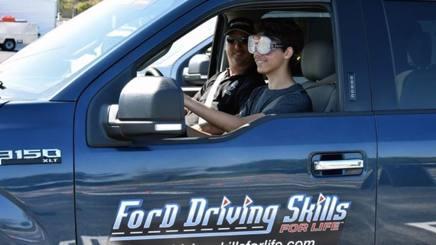 I Driving Skills for Life Ford festeggiano i primi 15 anni