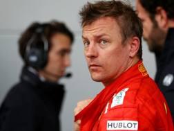 Kimi Raikkonen. Getty