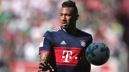 Jerome Boateng, 29 anni. Getty Images