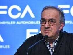 Sergio Marchionne, 65 anni, presidente della Ferrari da ottobre 2014 AFP
