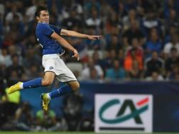 Federico Chiesa, attaccante di Fiorentina e Italia. Getty
