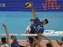 Sebastian Solè in attacco: torna a giocare in Italia, a Verona